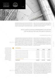 20 pages business plan template by keboto graphicriver