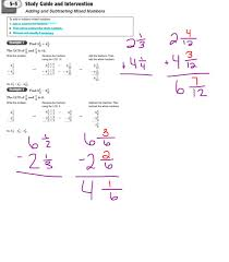 adding mixed numbers ar 1 i can make equivalent fractions ppt