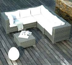 canape angle exterieur canape angle exterieur concept usine amorgos noir salon de jardin