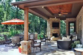Backyard Patio Designs Patio Design Sted Concrete Patio Ideas With Pergola Design