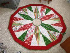 quilted tree skirt tree skirt quilt glitzy