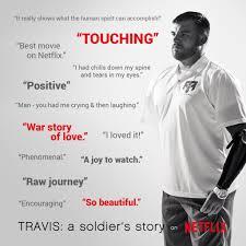 blog travis a soldier u0027s story award winning documentary