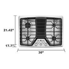 Frigidaire Downdraft Cooktop Kenmore Elite 31113 30