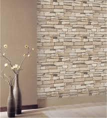 vinyl peel and stick wallpaper natural stacked stone brick vinyl self adhesive peel stick