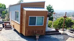 Tiny House Cottages Adorable Tiny House On Wheels By The Zen Cottages Tinyhousetour
