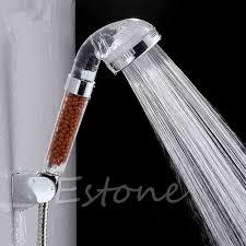 Bath Handheld Shower Water Saving Bath Handheld Shower Nozzle Sprinkler Sprayer Filter