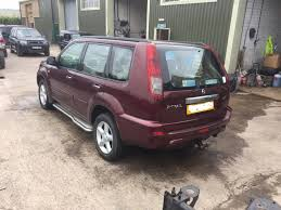 currently breaking 2002 nissan x trail 2 2 dci t30 se plus td