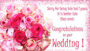 wedding wishes on best wedding wishes for newly married congratulations