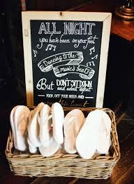 wedding flip flops wedding flip flops for guests elizabeth designs the