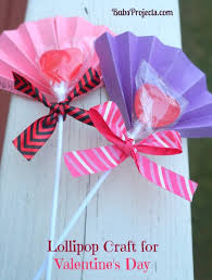 s day lollipops lollipop craft for s day babs projects