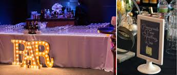 Bar Decor Ideas Holiday Party Décor Ideas U2022 Bg Events And Catering