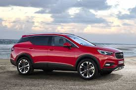 opel grandland x shapes up for holden