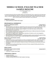 Yoga Teacher Resume Resume Examples For Math Teachers Of Resumes Personal With How To