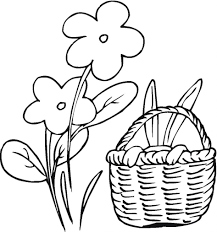 download coloring pages easter bunny coloring page a real easter