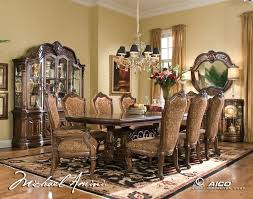 Traditional Dining Room Furniture Sets Unique Traditional Dining Room Set Monte Carlo Silver Pearl Ii