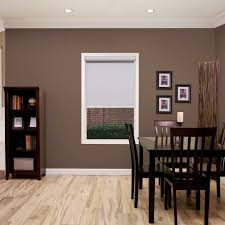 Home Decorator Collection Blinds Economy Roller Shades Room Darkening Thehomedepot