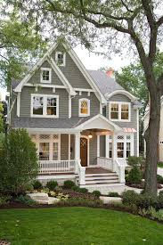 california style house plan exterior traditional with white trim