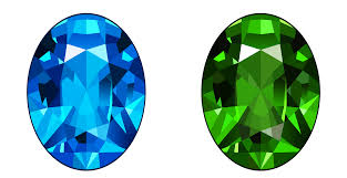 diamond clipart transparent blue and green diamonds png clipart gallery