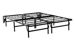 bedroom modern stained structures foldable bed frame and box