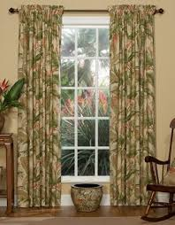 Curtains For The Home Tropical Curtains For Your Hawaiian Home The Hawaiian Home For