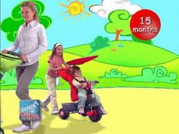 Smart Trike Recliner Tricicleta Smart Trike Recliner 4 In 1 Youtube