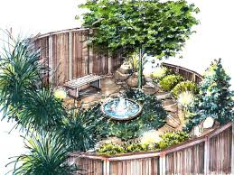 pacific northwest garden plan hgtv plant list