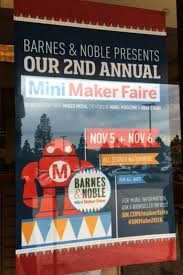 Barnes A Noble Locations Stop By Barnes U0026 Noble This Weekend For The Mini Maker Faire See