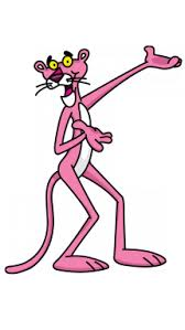 draw pink panther cartoons easy step step drawing tutorial