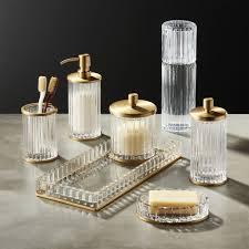 Bathroom Accessories Modern Modern Bathroom Accessories Organize Vanities In Style Cb2