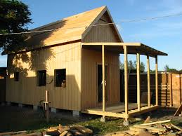 keith is building the 12 24 homesteader u0027s cabin