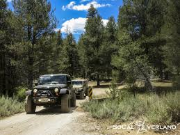 camping jeep monache meadow trail socal overland