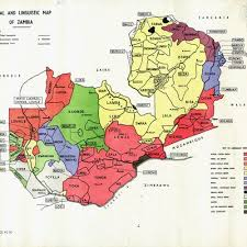 africa map landforms the landforms of zambia usa today