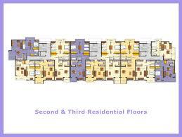Floor Plan Of Apartment Apartment Plan Of Apartments