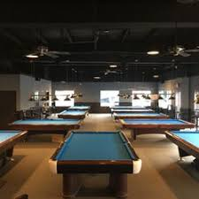 types of table ls on cue sports bar grill 13 photos pool halls 460 s commerce