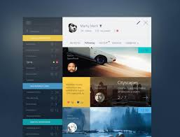 homepage design inspiration 20 inspirational dashboard designs noupe