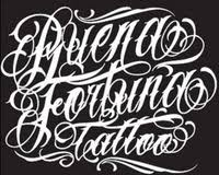 buena fortuna tattoo shop professional services business