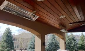 Are Patio Heaters Safe Electric Patio Heater Colorado Comfort Products Inc