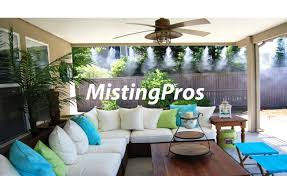 Misters For Patio by Cooling Products Misting Pros On Line Store