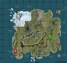 ark survival evolved the center caves map pc xbox one game