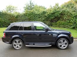land rover range rover sport 3 6 tdv8 sport hse 5dr automatic for