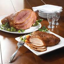 honeybaked delicious duo 94 95 8lb ham and 2 5 lb turkey