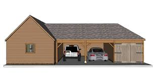 t shaped garage scheme the stable company