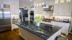 Granite Kitchen Countertops Pictures Of Black Granite Kitchen Countertops Tags Black Granite