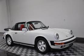 porsche 911 targa white 1986 porsche 911 targa grand prix white cancan spoilers only