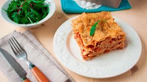 recette de cuisine sans viande recette de lasagnes à la bolognaise sans viande