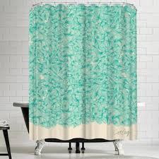 Turquoise Shower Curtains Turquoise Shower Curtains Wayfair