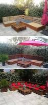 Build Cheap Outdoor Table by Best 25 Pallet Outdoor Furniture Ideas On Pinterest Diy Pallet