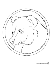 asian black bear coloring pages hellokids com