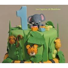 le gâteau jungle ou savane pâtisserie pinterest jungle cake