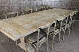 White Distressed Kitchen Table  Biantable - Distressed kitchen tables